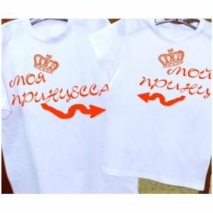Вышивка на футболке для мужчины