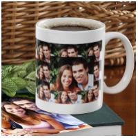 Чашка с коллажем из Вашего фото