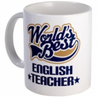 Чашка — World`s Best English Teacher